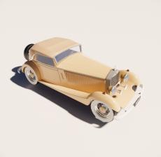 汽车201_Sketchup模型