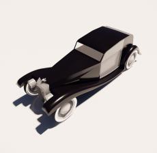 汽车202_Sketchup模型
