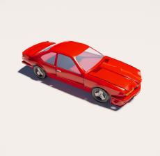 汽车204_Sketchup模型