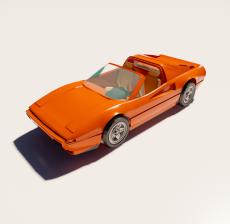 汽车225_Sketchup模型