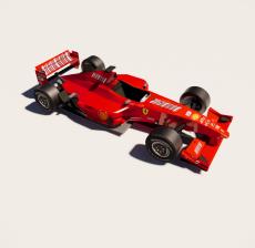 汽车226_Sketchup模型