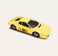 汽车227_Sketchup模型