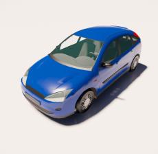 汽车232_Sketchup模型