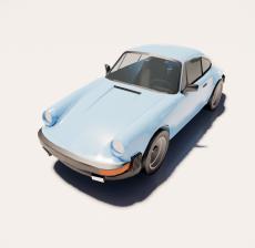 汽车253_Sketchup模型