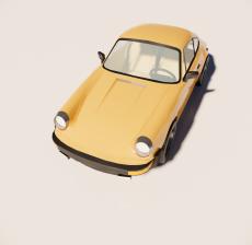 汽车254_Sketchup模型