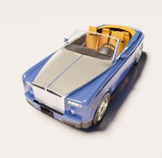 汽车257_Sketchup模型
