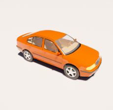 汽车258_Sketchup模型