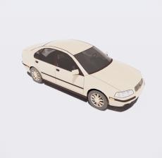 汽车264_Sketchup模型