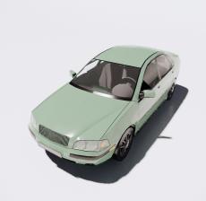 汽车267_Sketchup模型