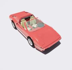 汽车275_Sketchup模型