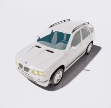 汽车277_Sketchup模型