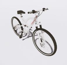 自行车5_Sketchup模型