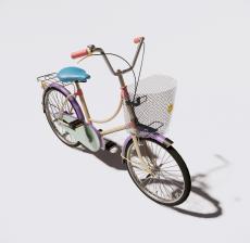 自行车6_Sketchup模型