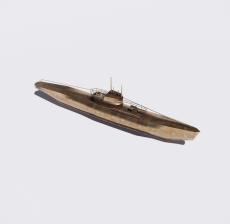 船舶16_Sketchup模型