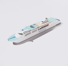 船舶2_Sketchup模型