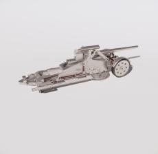 军车4_Sketchup模型