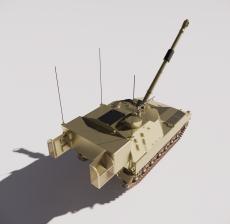 军车6_Sketchup模型