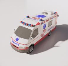 医疗1_Sketchup模型