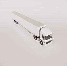 卡车1_Sketchup模型
