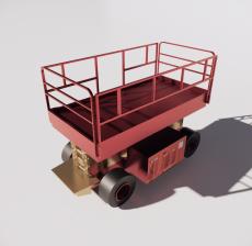 工程施工16_Sketchup模型