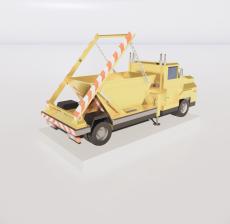 工程施工20_Sketchup模型