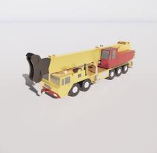 工程施工26_Sketchup模型