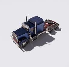 工程施工33_Sketchup模型