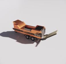 工程施工6_Sketchup模型
