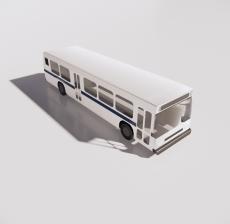 巴士3_Sketchup模型