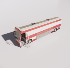 巴士4_Sketchup模型