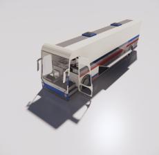 巴士5_Sketchup模型
