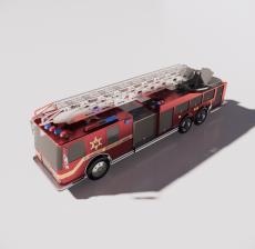 消防2_Sketchup模型
