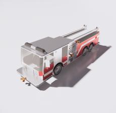 消防6_Sketchup模型