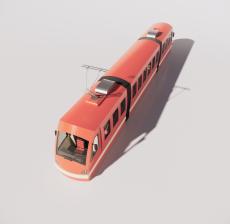 火车1_Sketchup模型