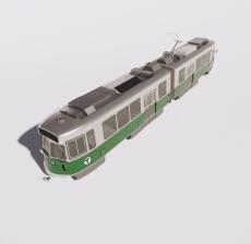 火车7_Sketchup模型