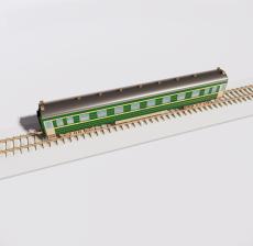 火车8_Sketchup模型