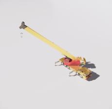 起重机4_Sketchup模型
