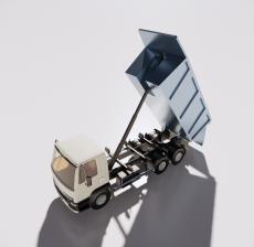 运输车3_Sketchup模型