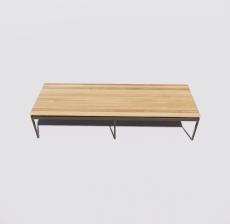 餐桌21_Sketchup模型