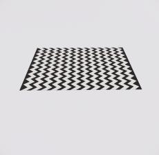 地毯15_Sketchup模型