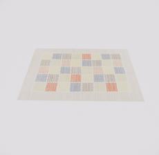 地毯9_Sketchup模型