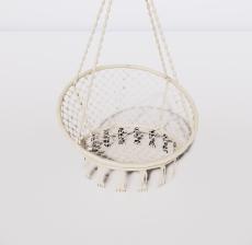 吊椅4_Sketchup模型