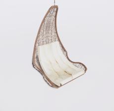 吊椅8_Sketchup模型