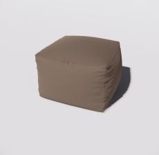 沙发1_Sketchup模型