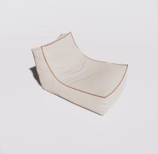 沙发5_Sketchup模型