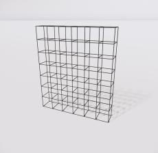 花架33_Sketchup模型