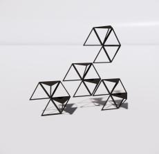 花架3_Sketchup模型