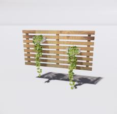 花架9_Sketchup模型