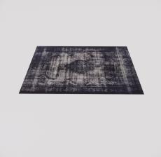 地毯_Sketchup模型