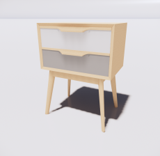 B-柜子3_Sketchup模型